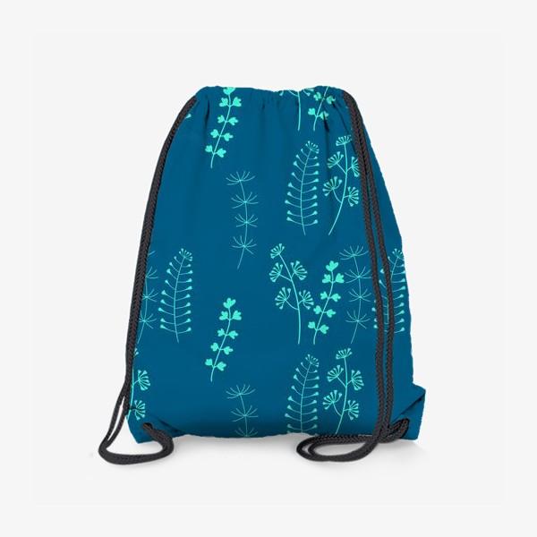 Рюкзак «Травки»