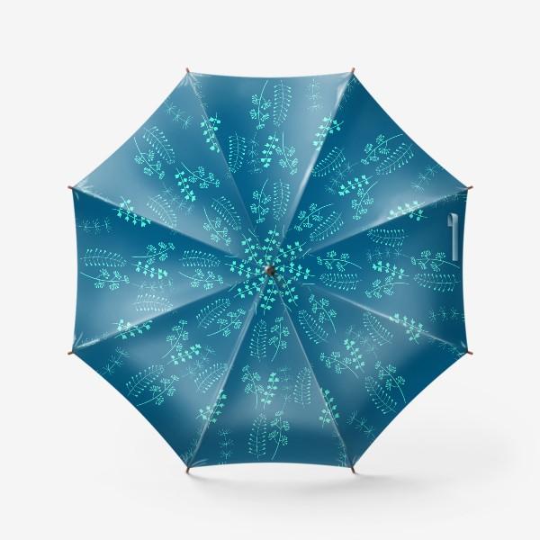 Зонт «Травки»