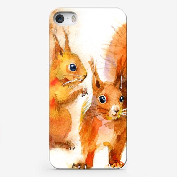 Чехол iPhone «БЕЛКИ»