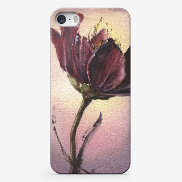 Чехол iPhone «В закате -2»