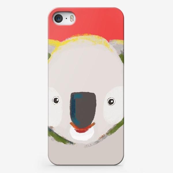 Чехол iPhone «Мишка коала»