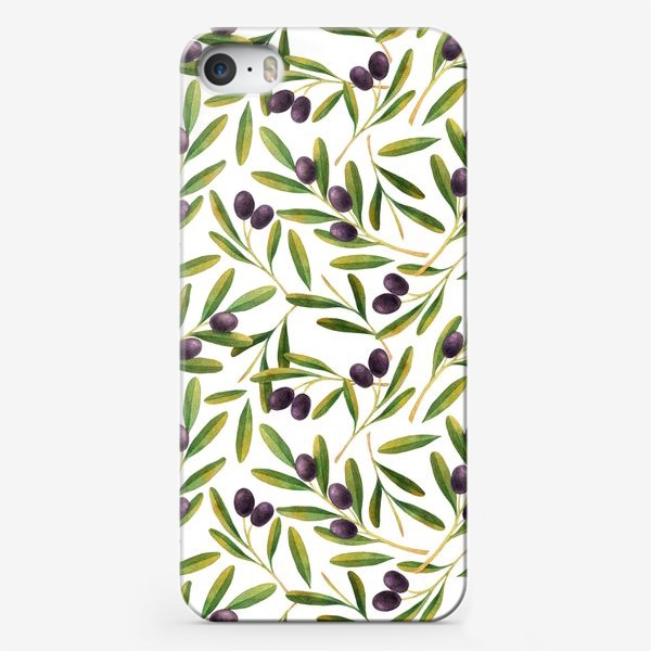 Чехол iPhone «оливковая ветвь »