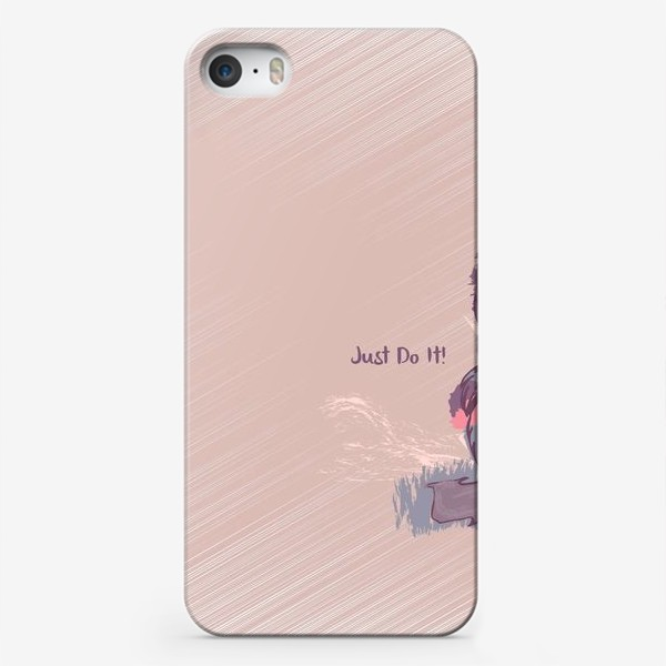 Чехол iPhone «Just do it!»