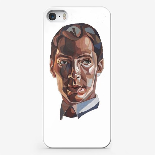 Чехол iPhone «Мистер Шерлок Холмс»