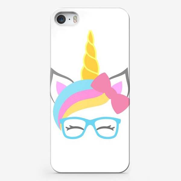 Чехол iPhone «Little unicorn»
