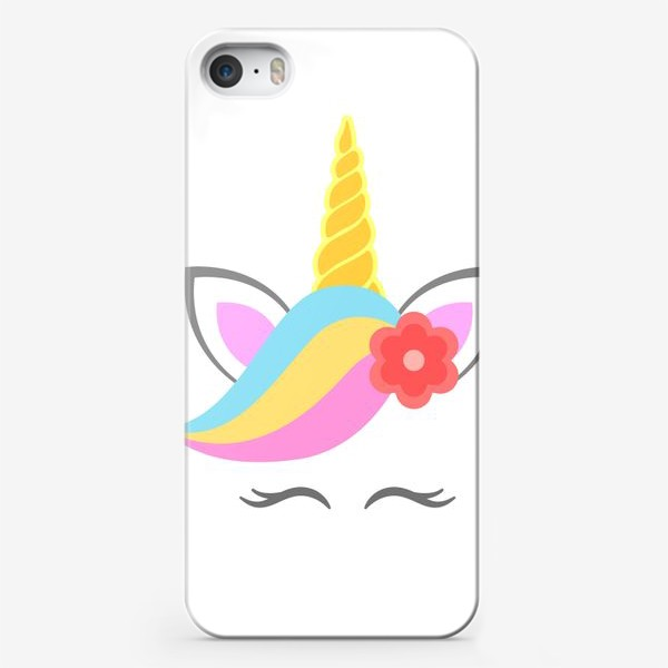 Чехол iPhone «Unicorn»