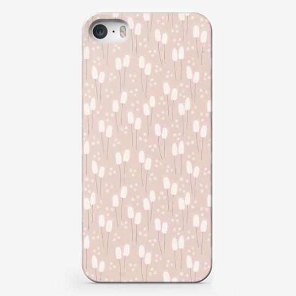 Чехол iPhone «Кроличьи хвостики»