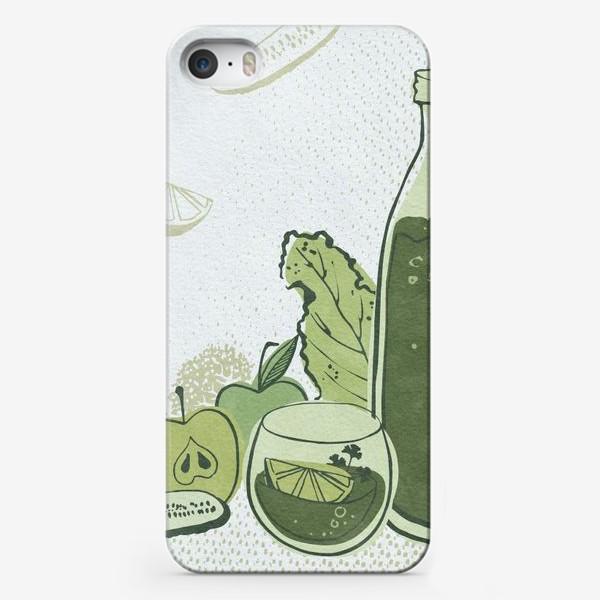Чехол iPhone «Витаминный сок»