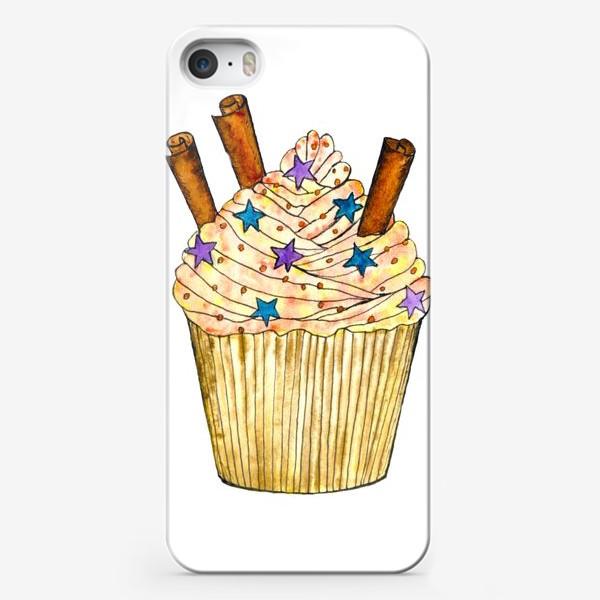 Чехол iPhone «Cupcake for joy»