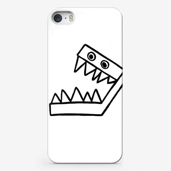 Чехол iPhone «8»