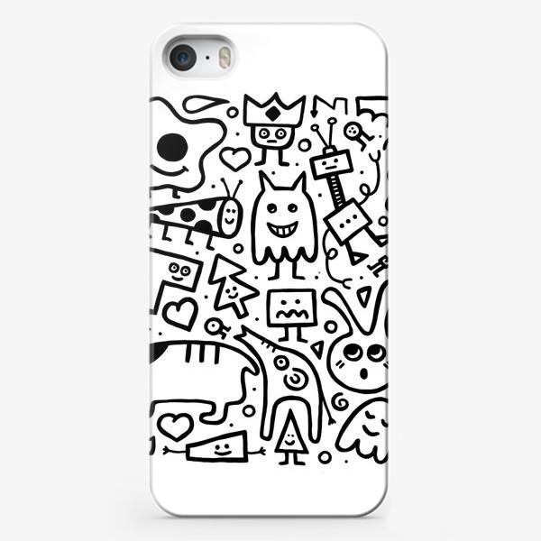 Чехол iPhone «9»