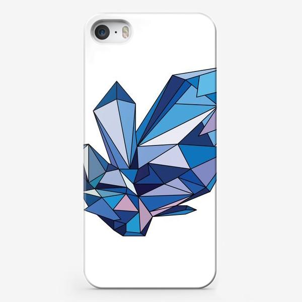 Чехол iPhone «кристалл»