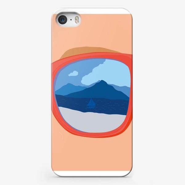 Чехол iPhone «Summer girl»