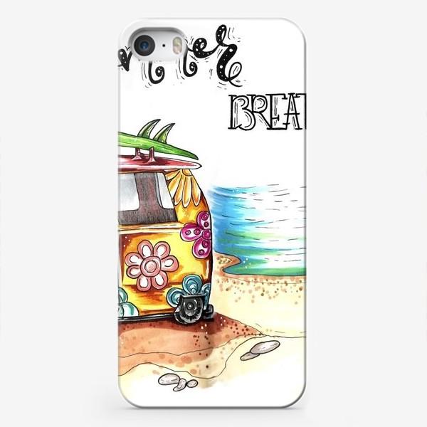 Чехол iPhone «Summer Breath»