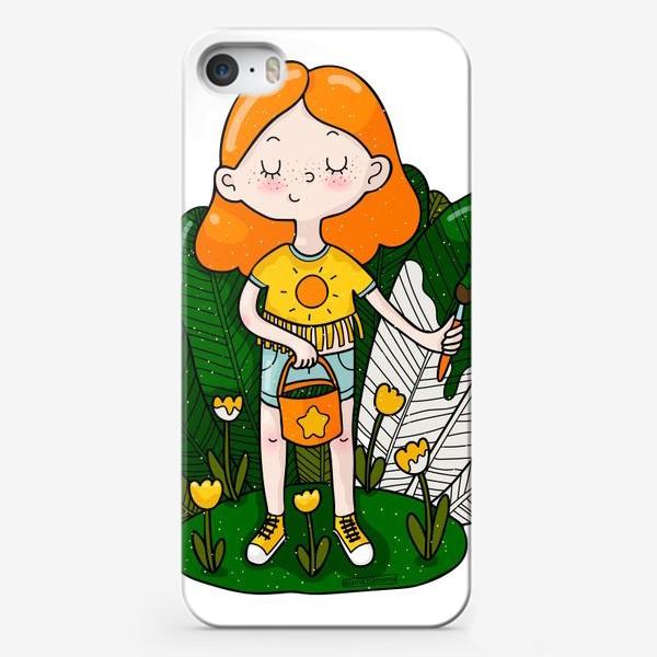 Чехол iPhone «Dream Girls | Санни»