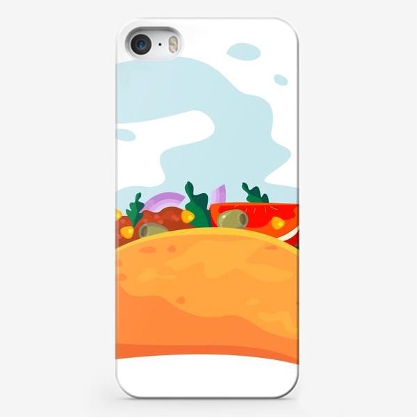 Чехол iPhone «Тако»