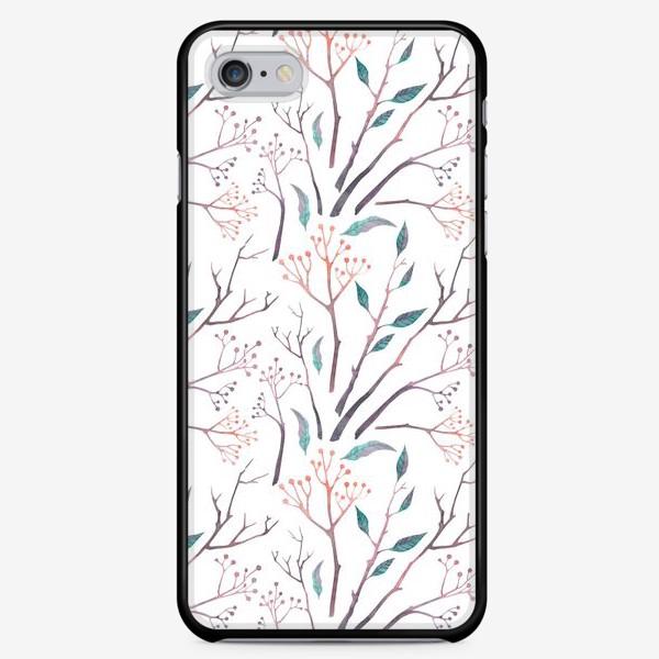 Чехол iPhone «Осенние ветви»