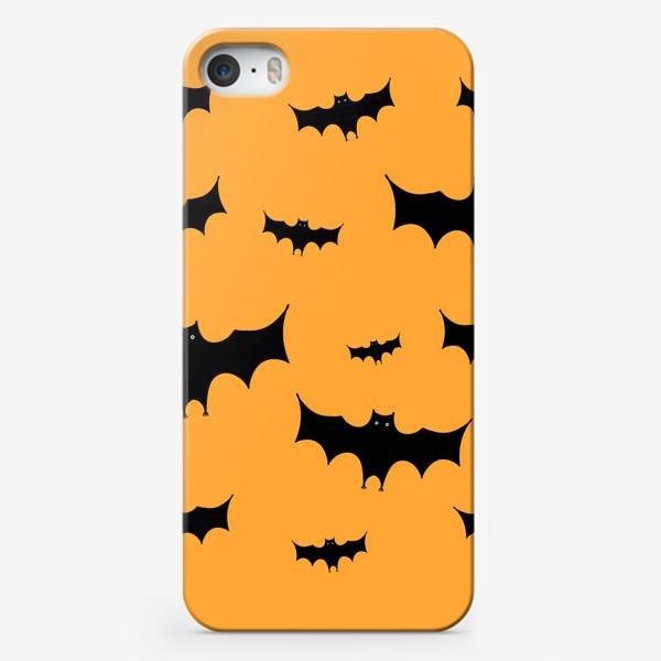 Чехол iPhone «Летучая мышь»