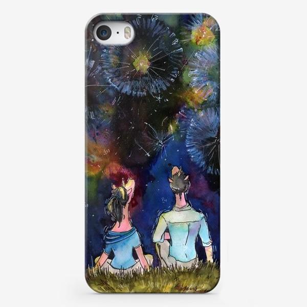 Чехол iPhone «Двое»