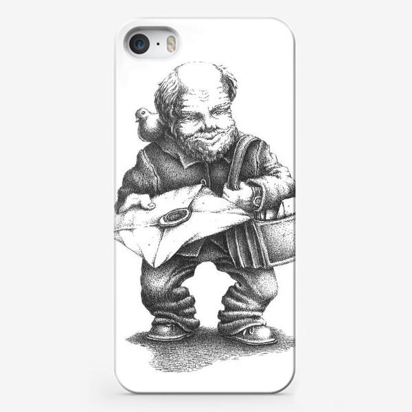Чехол iPhone «Почтальон»