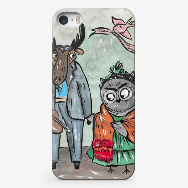 Чехол iPhone «Фрида и Диего»