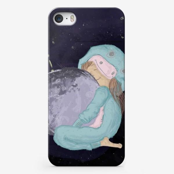 Чехол iPhone «нарисуй_космос»