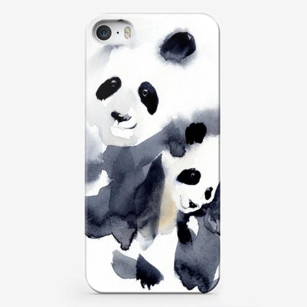 Чехол iPhone «ПАНДЫ»
