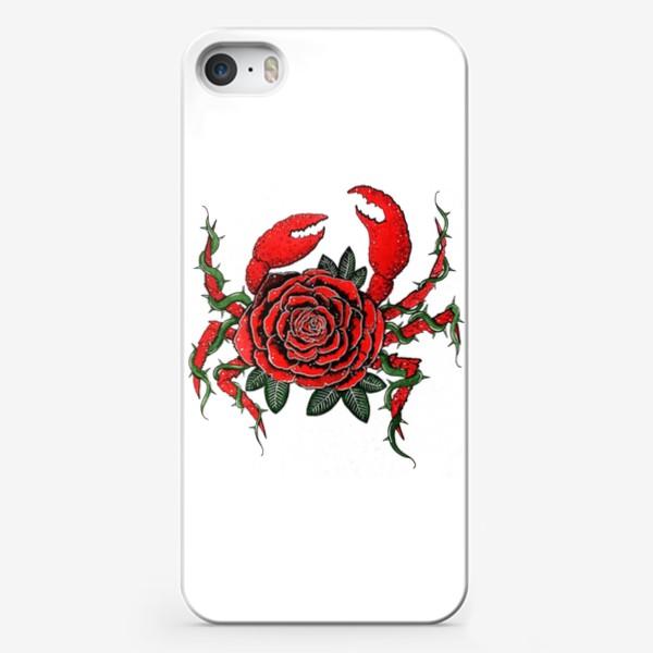 Чехол iPhone «Подарки для раков»