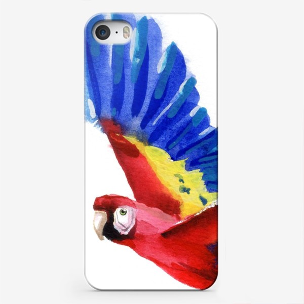 Чехол iPhone «ПОПУГАЙ»