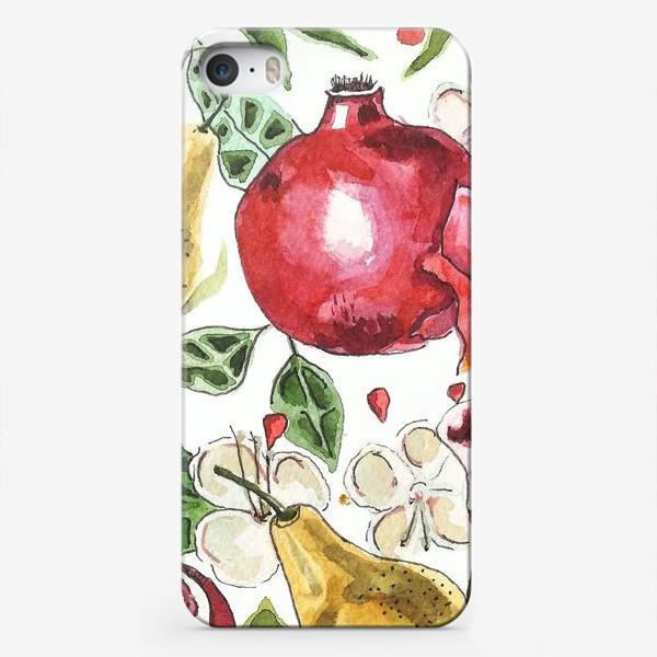 Чехол iPhone «spring fruits»