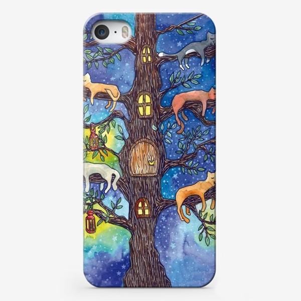 Чехол iPhone «Сонное царство»