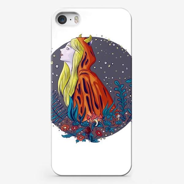 Чехол iPhone «Лесной дух»