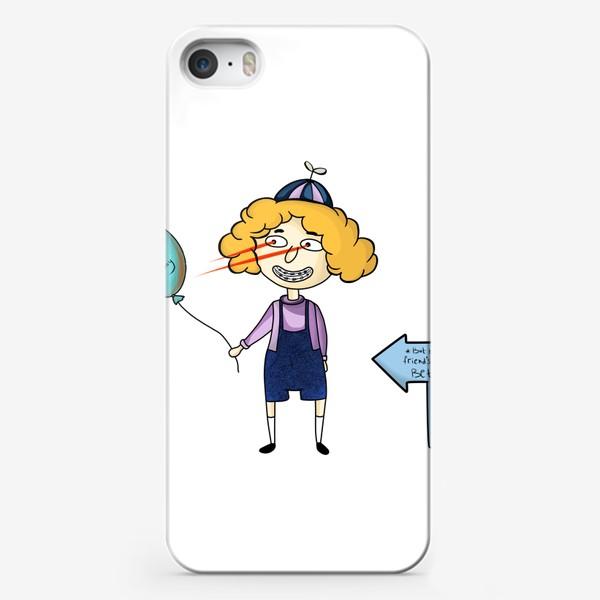 Чехол iPhone «Сын маминой подруги»