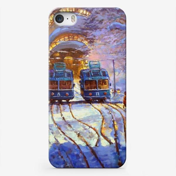 Чехол iPhone «Киевский фуникулёр»