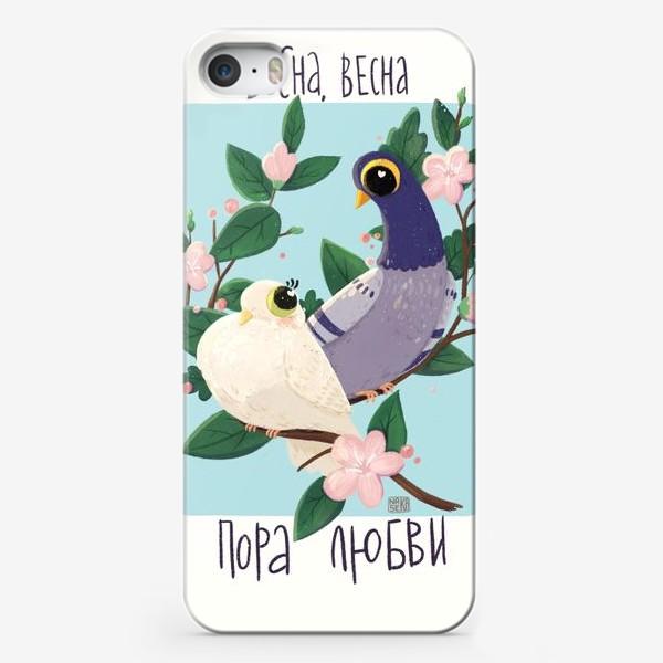 Чехол iPhone «Пора любви»
