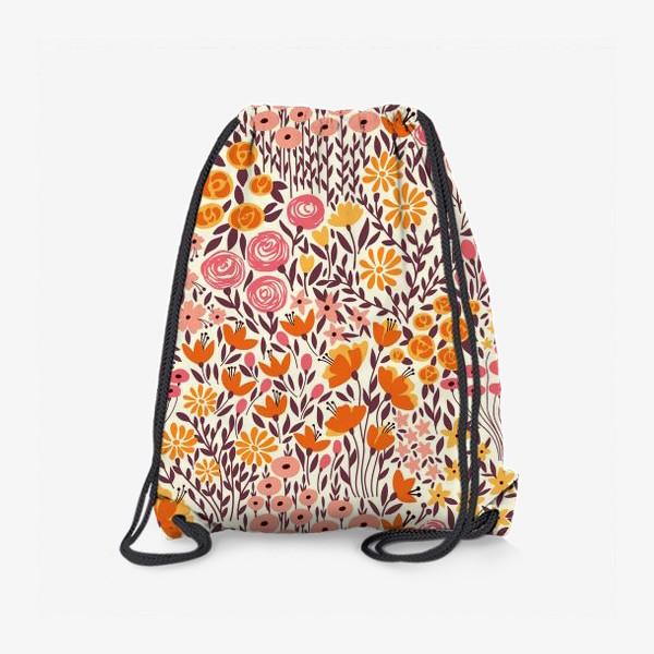 Рюкзак «Розовый луг»
