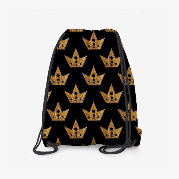 Рюкзак «Золотые короны»