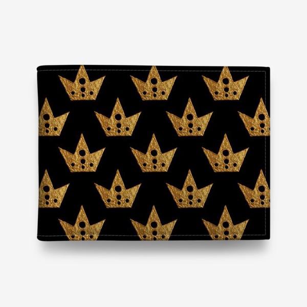 Кошелек «Золотые короны»