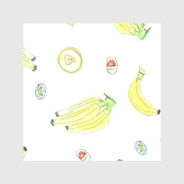 Шторы «Бананы»