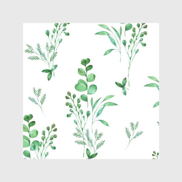 Шторы «Зеленые травы»