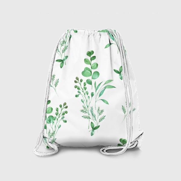 Рюкзак «Зеленые травы»