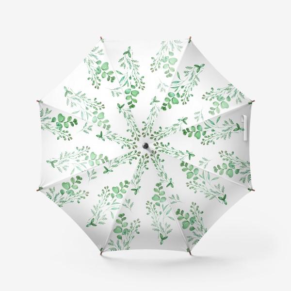 Зонт «Зеленые травы»