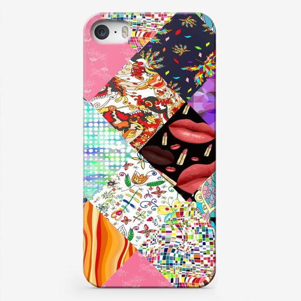 Чехол iPhone «Пэчворк»