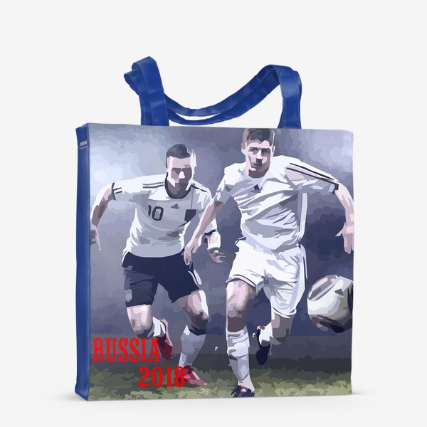 Сумка-шоппер «Футбол 2018»