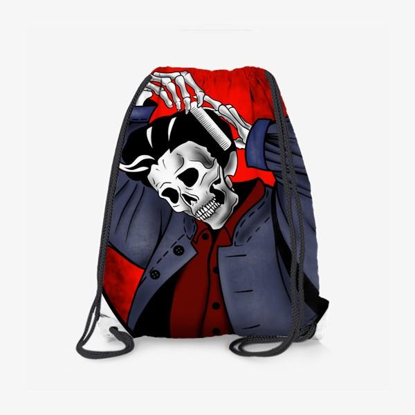 Рюкзак «Костяной Цирюльник»