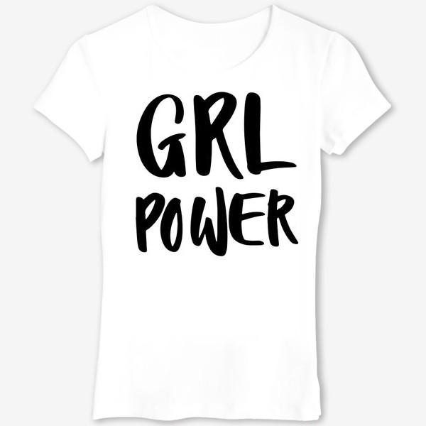 Футболка «Girl Power»