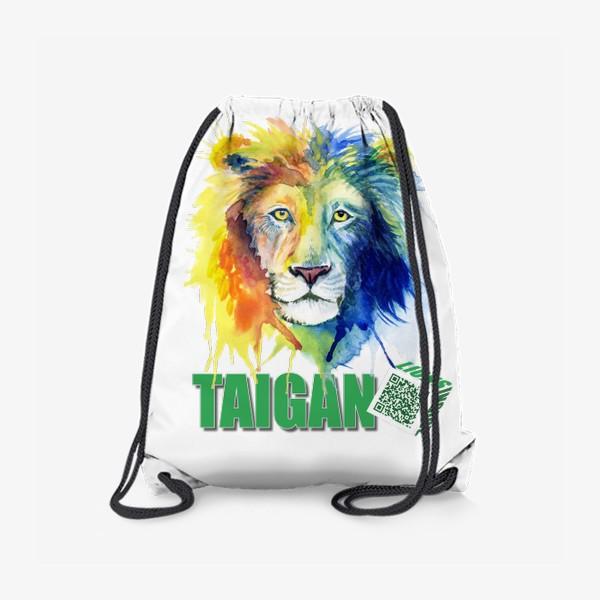 Рюкзак «Taigan (Lions inside)»