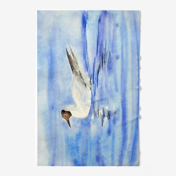 Полотенце «Чайка на воде»