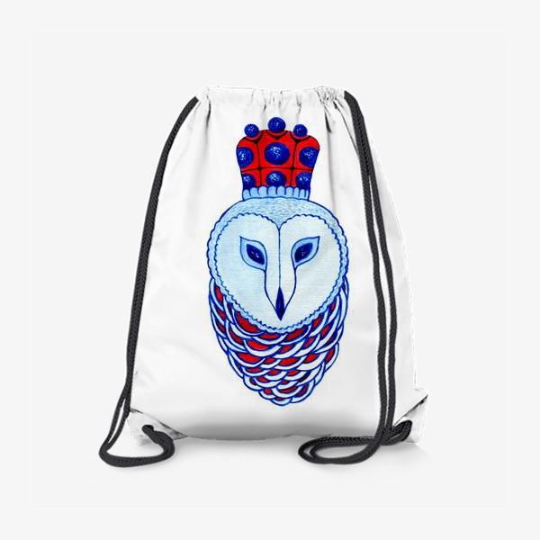 Рюкзак «Сова. Королева ночи»