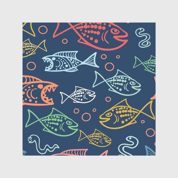 Скатерть «Рыбий Мир»